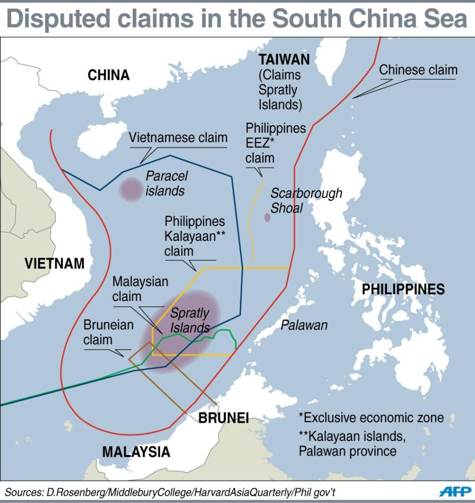 China-Philippines sea row: Will there be another Falklands war in Asia?