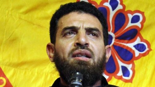 Mahmoud Mustafa Busyf al-Werfalli is still at large