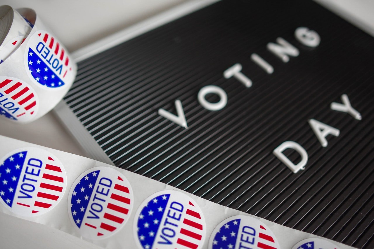 US Election media coverage, integrity drops