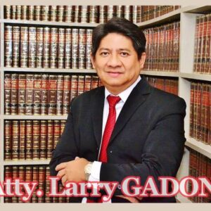 Justice Committee deliberates Gadon allegations against Sereno