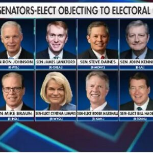 Senators eye electoral commission to probe election fraud before the inauguration