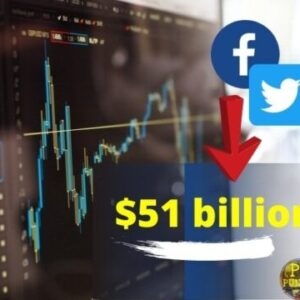 Big Tech loses $51B after banning President Trump