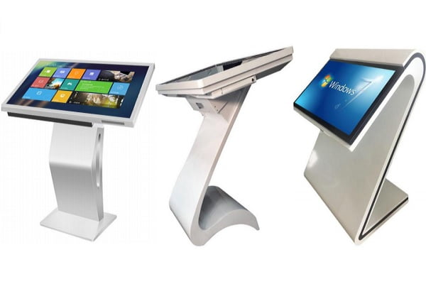 Interactive touch display KLZ-type digital signage