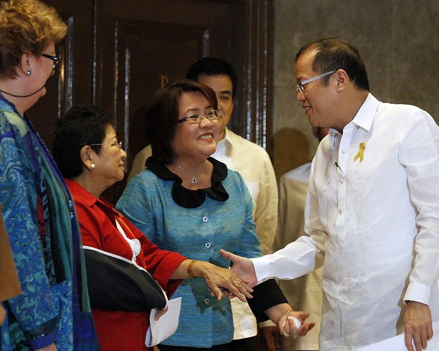 Sec. Leila de Lima—from DOJ to SC—another Aquino political ploy?